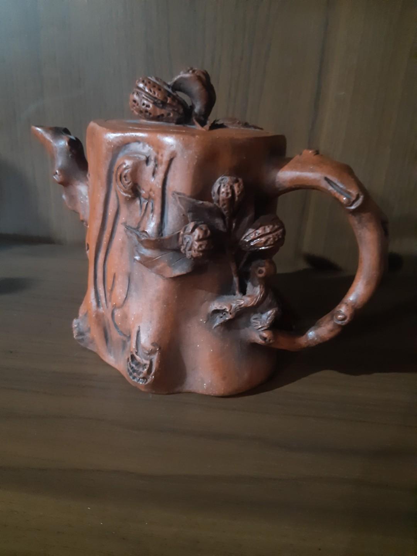 早期仙桃 壺