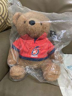 加德士 熊仔 熊公仔 Caltex Teddy Bear 一隻