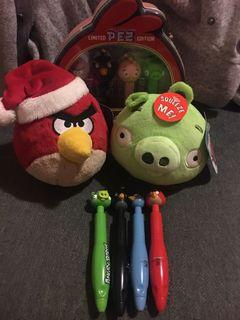 Angry Birds Collection Set