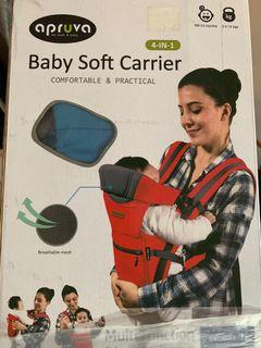 Apruva Baby soft carrier
