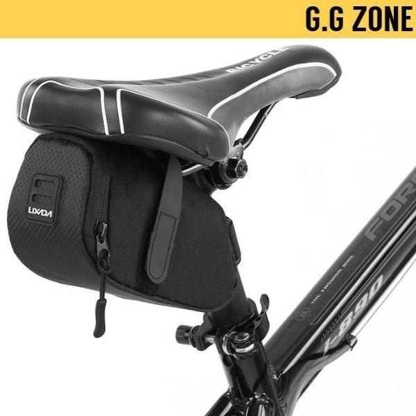 Sporting Accessories MTB Mountain Bike Bag Pouch Road Bicycle Cycle Seat Saddle