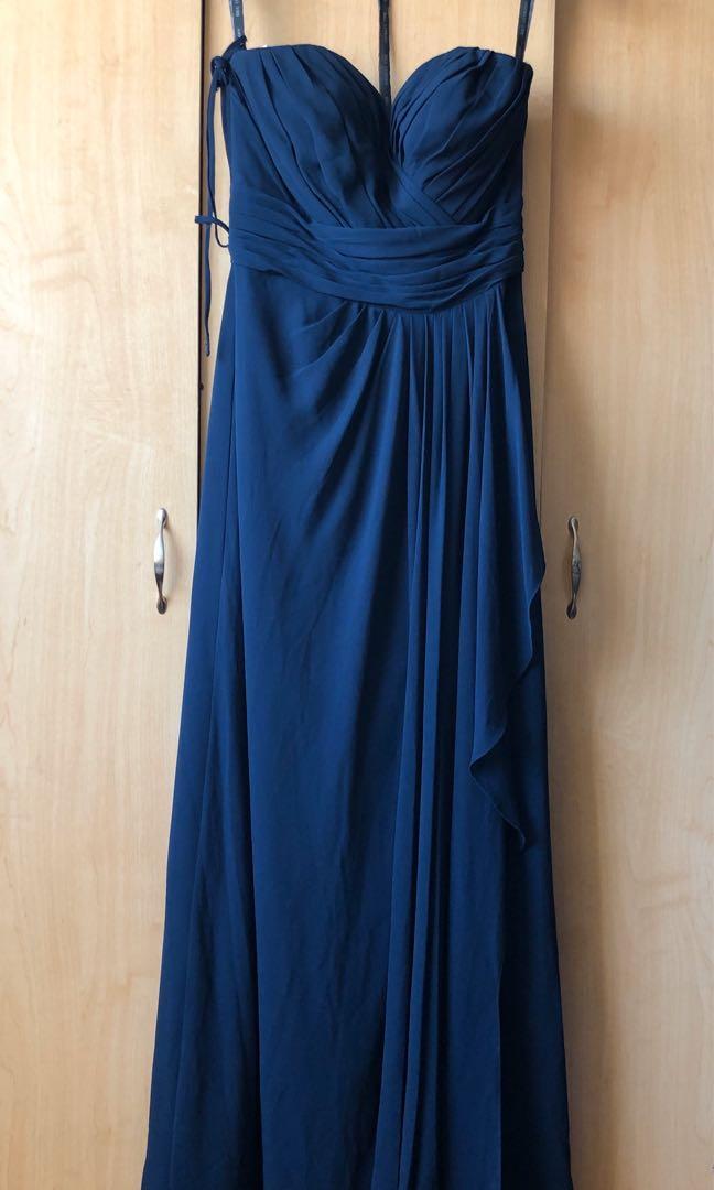 Bill Lekhoff - Bridesmaid Dress