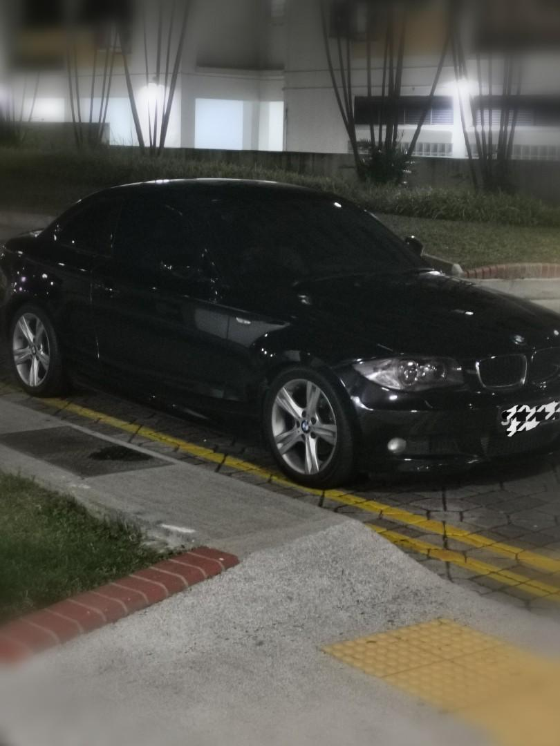 Bmw 1series coupe
