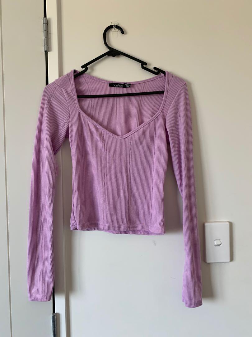 Boohoo Shirt Size 6