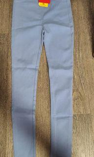Brand New Elastic Tight Fittings Pants. 2 colours available. Bought from Taiwan.