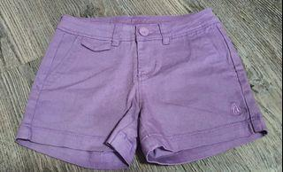 Brand New Young Girls' Hush Puppies Shorts. 2 colours. Size XS.