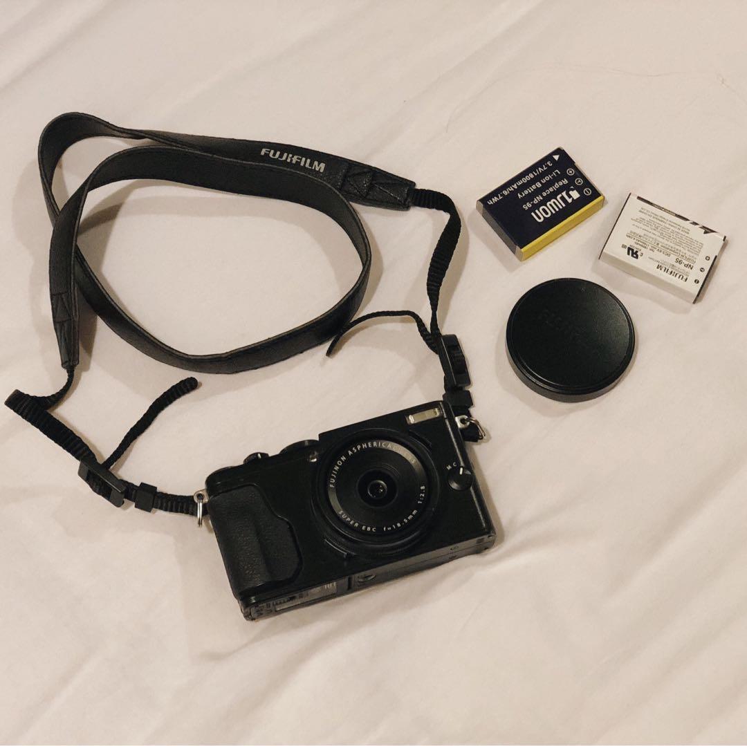 Fujifilm x70相機 單眼相機 數位相機