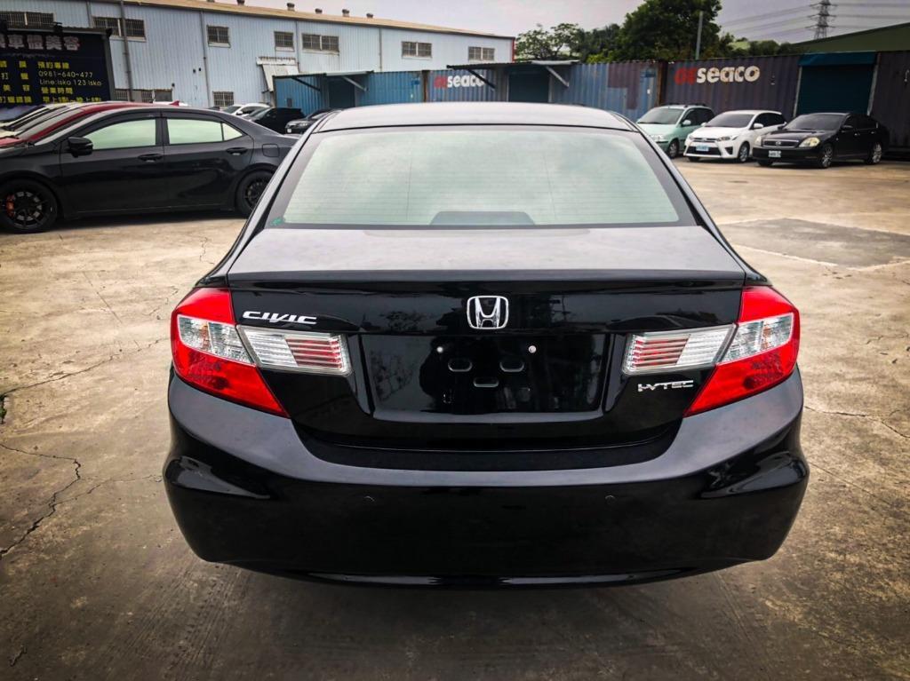 Honda Civic 1.8 VTi-S (9代) 2015年 ~