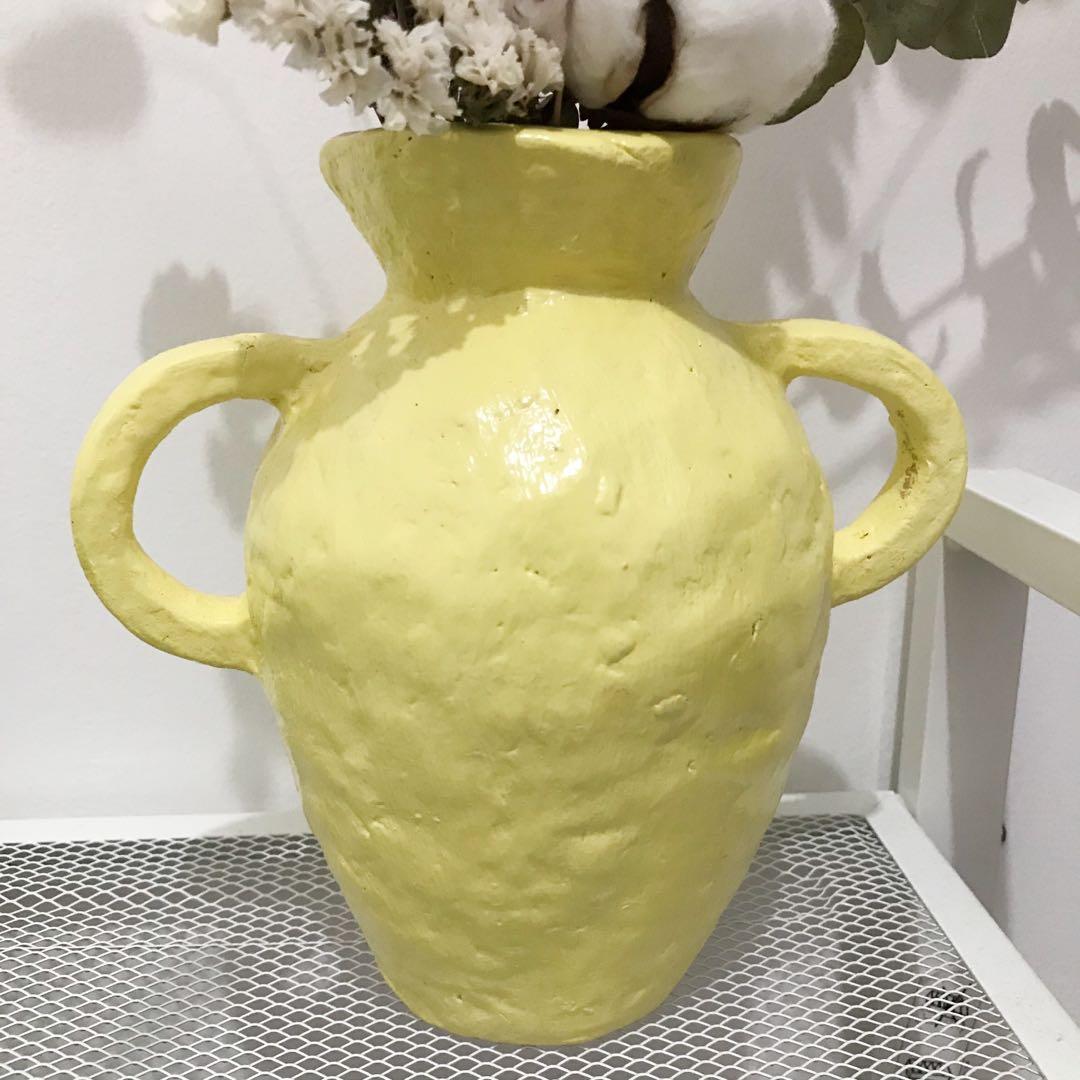 June Vas untuk dried flowers @ikatbymari