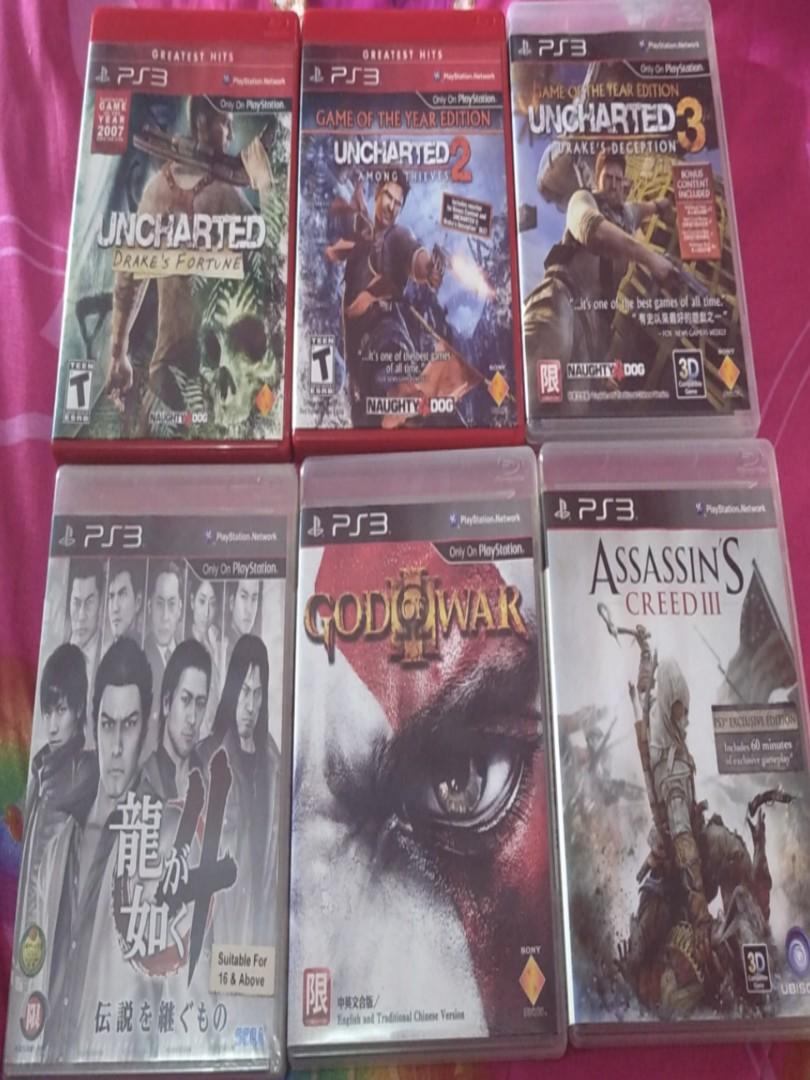 Kaset PS3 Original