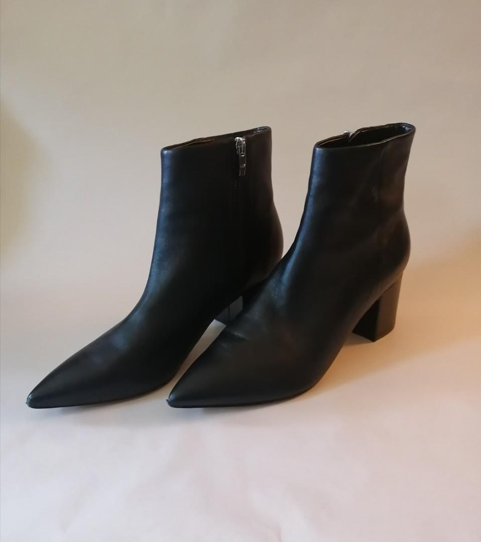 Marc Fisher Ulani Pointy Toe Boots