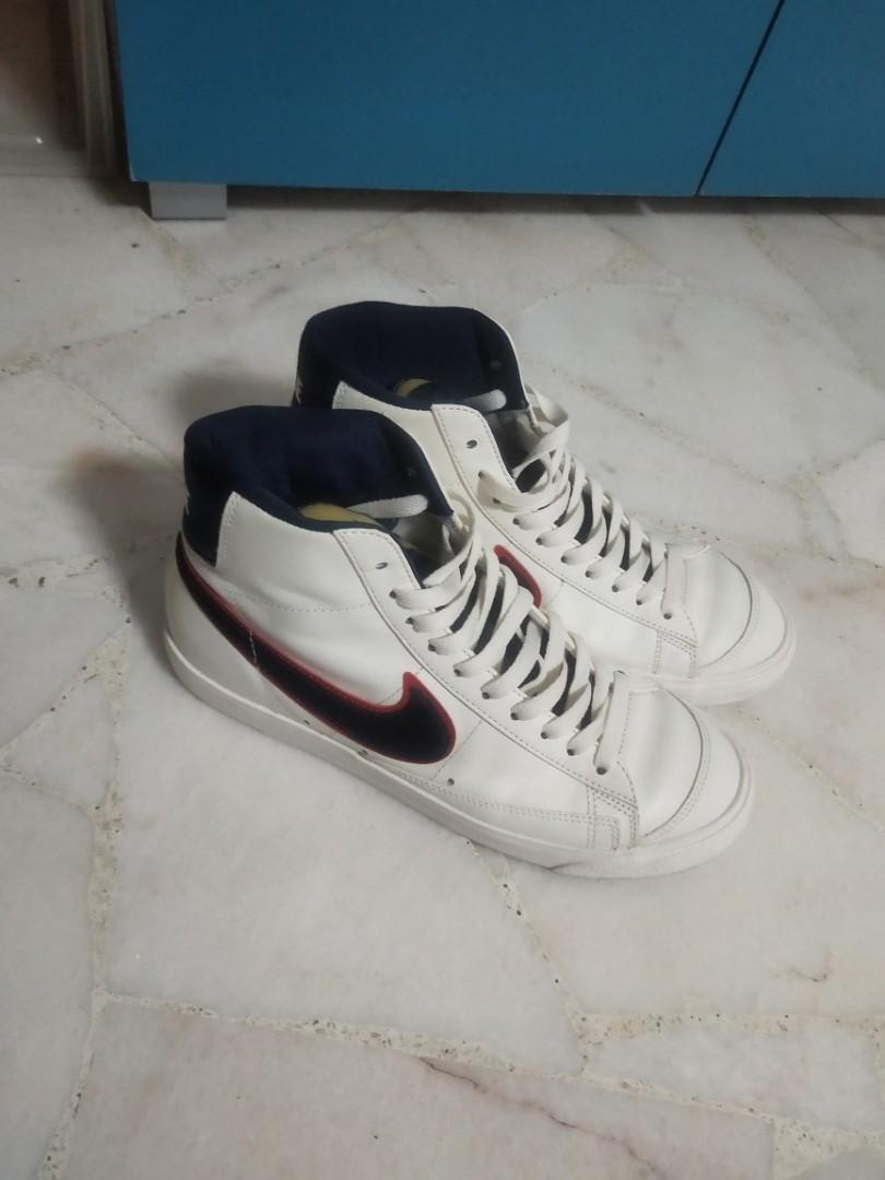 eficiencia Cariñoso Viaje  Nike Blazer Mid 77 City Pride, Men's Fashion, Footwear, Sneakers on  Carousell