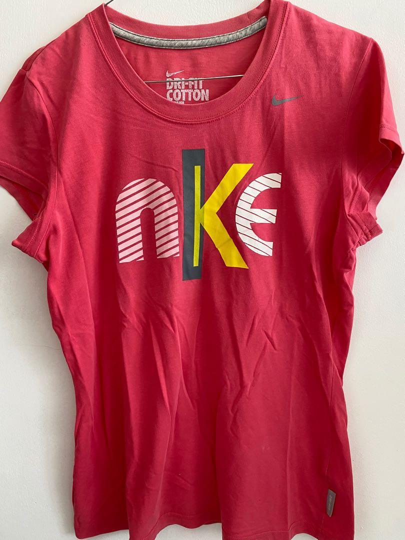 Nike Dri-Fir Cotton Tee