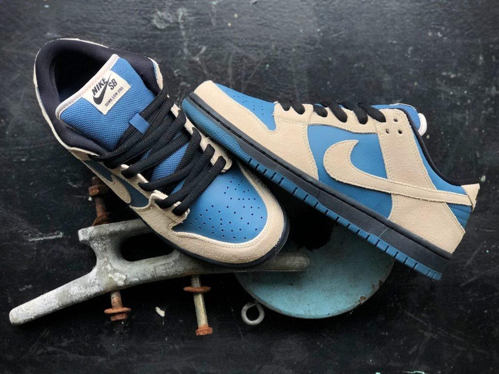 Nike SB Dunk Low Pro 'Thunderstorm