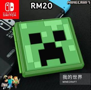 Switch Game Case Gaming Accessories Carousell Malaysia