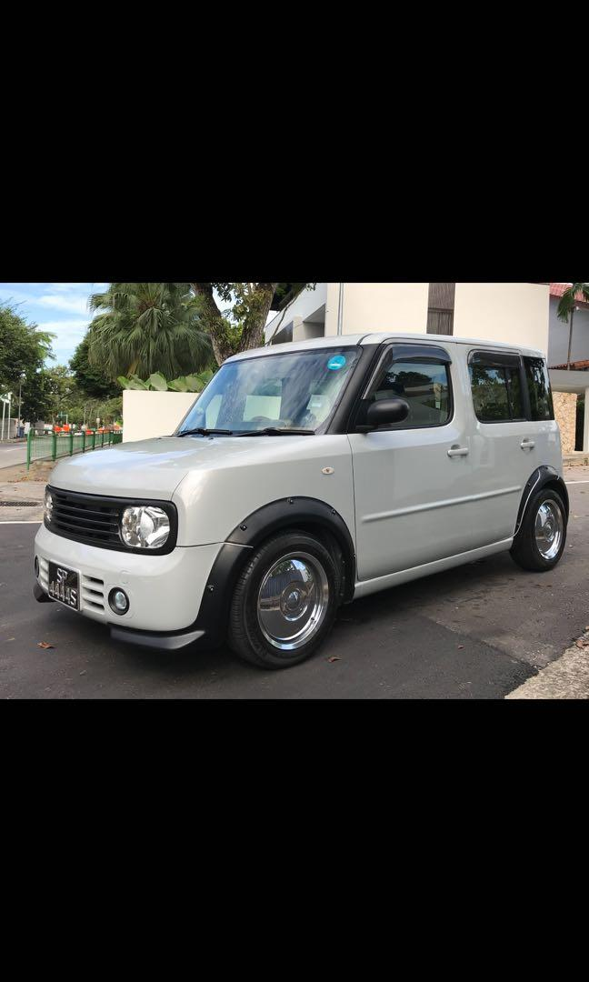 Nissan Cube (For Rent)