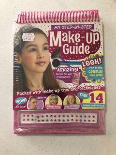 Step by step make up guide by igloo books