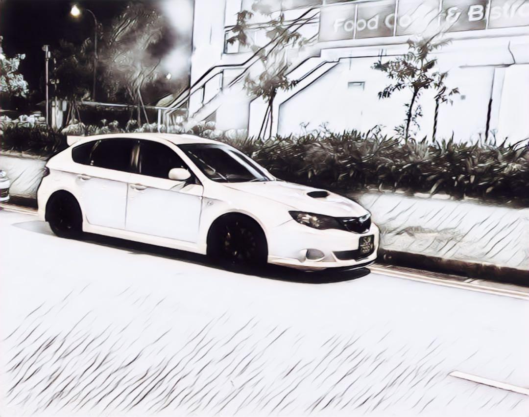 Subaru WRX Hatchback Manual