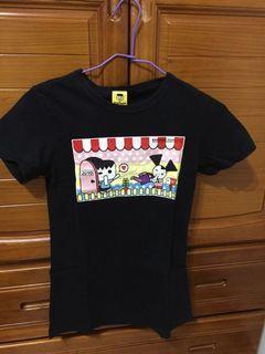 象鼻人短袖T-shirt