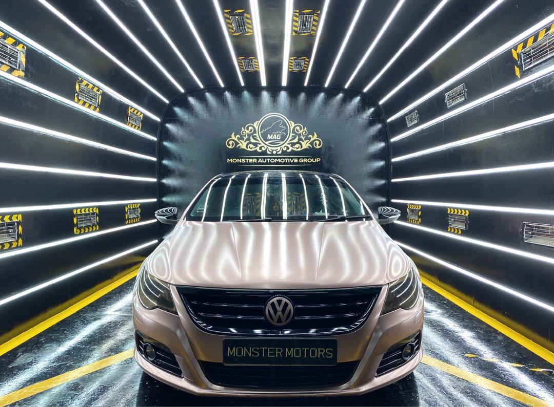 Volkswagen Passat 2.0 CC TSI (A)