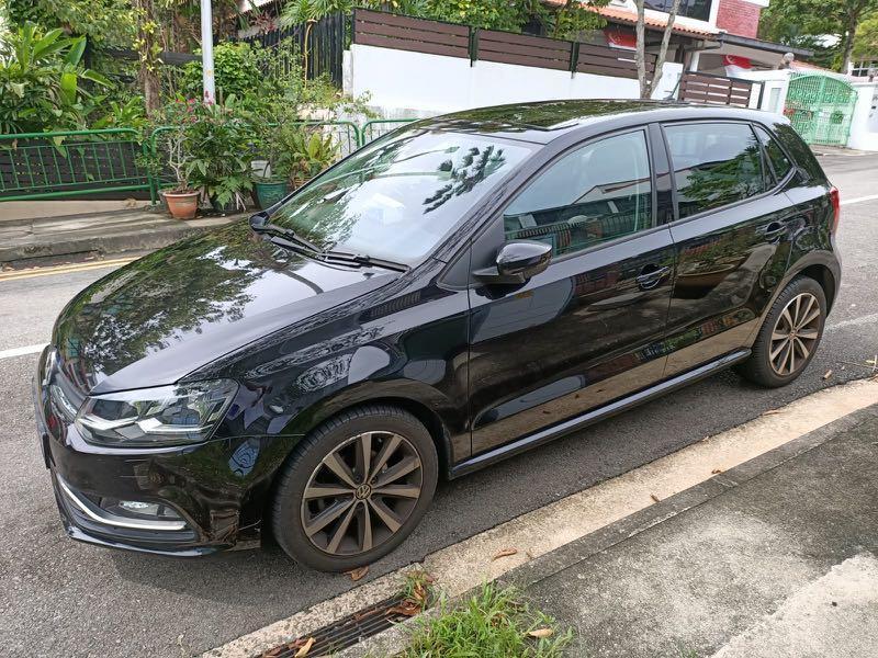Volkswagen Polo 1.2 TSI DSG (A)