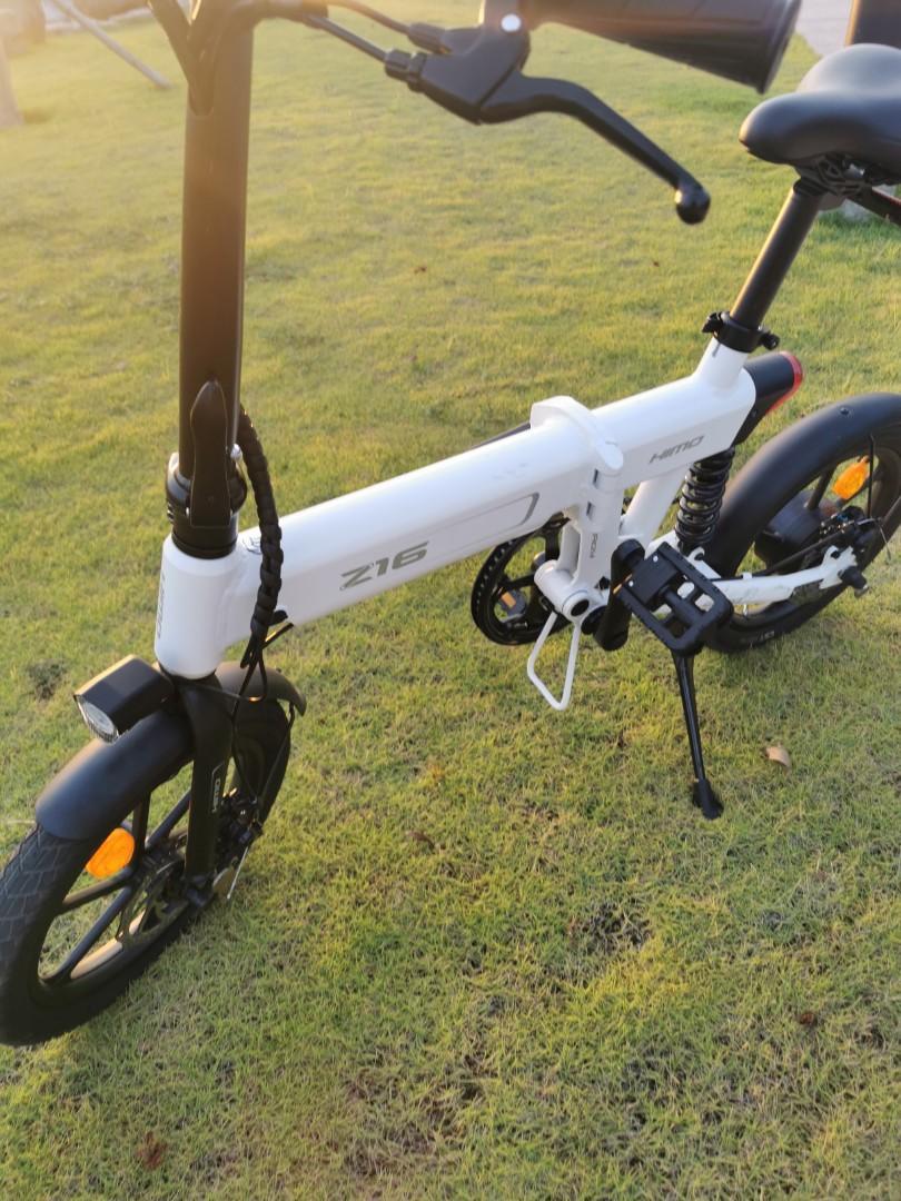 Xiaomi Himo z16 sepeda listrik lipat