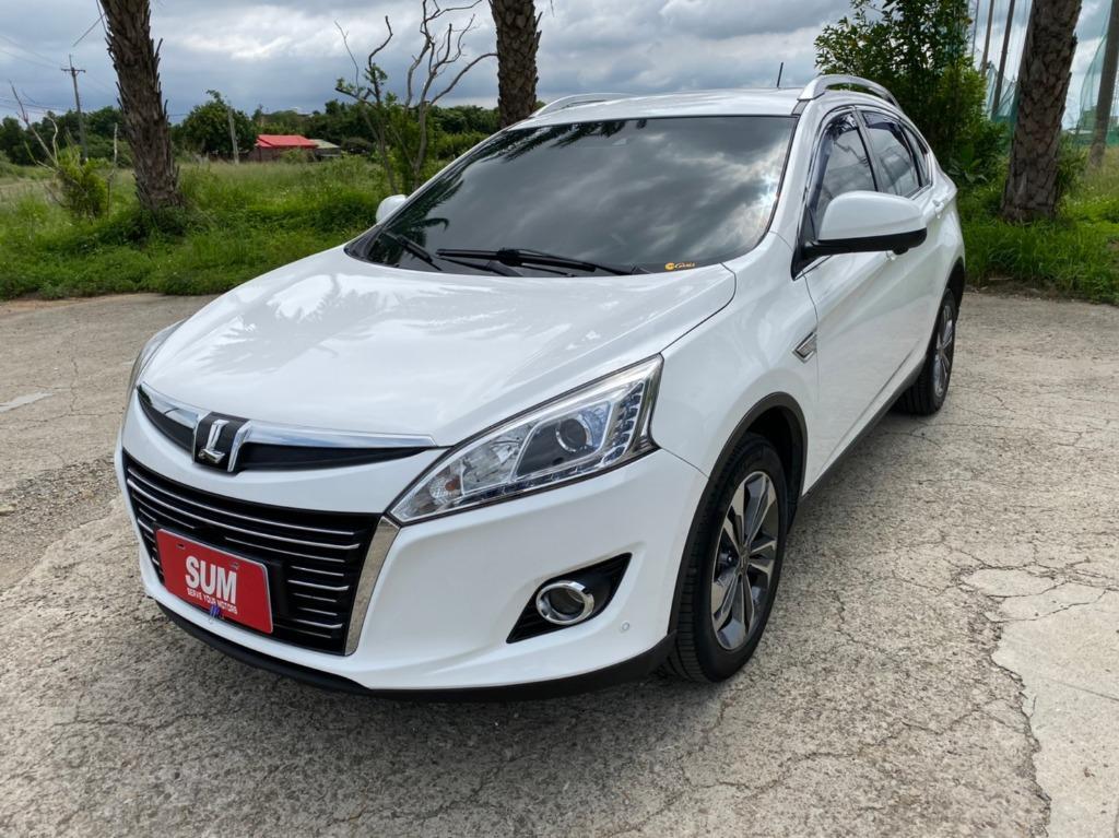 2014  Luxgen U6 Turbo 2.0旗艦 新車96萬/半價優惠中