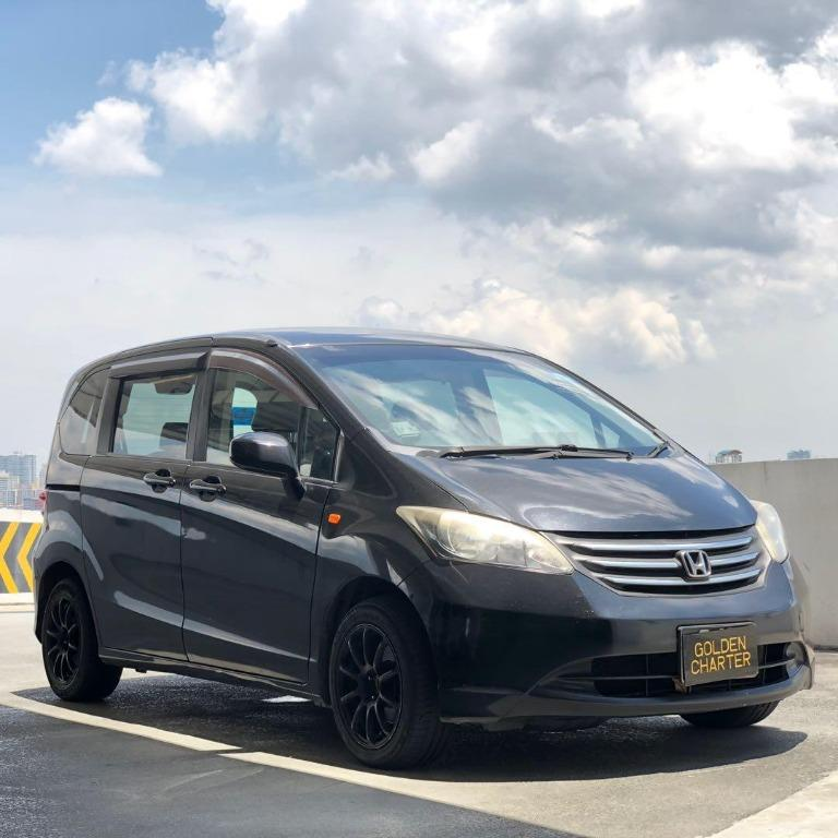 24/08 August Promotion ! While Stocks Last ! Honda Freed Available For Rent!!! Go-Jek Rebate, Grab, Ryde, PHV, Personal Usage Available! While Stocks Last ! Rent Car ! Car Rental ! Cheap Rental Car !