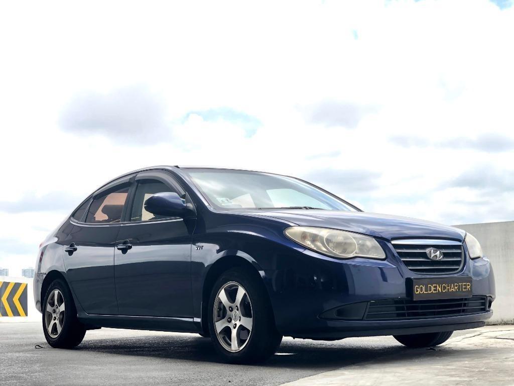 24/08 Call 8615 8615 Jenny Hyundai Avante For Rent ! Personal Use, PHV, Gojek Rebate, LALAmove, Grab ! Rent Car ! Car Rental ! Cheap Rental Car !