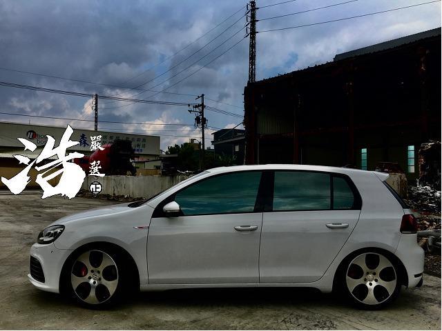 福斯 GTI 6 白