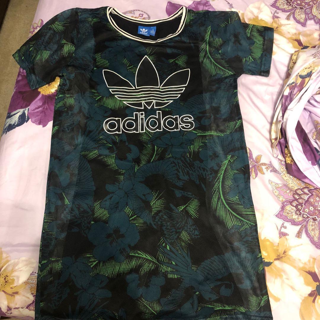 Adidas dress size small