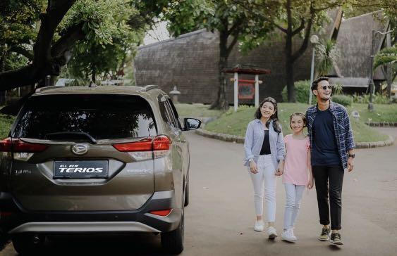 ANGSURAN RINGAN Daihatsu Terios mulai 4 jutaan. Daihatsu Fatmawati