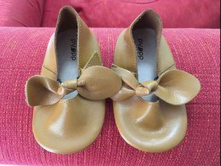 Baby shoes genuine leather