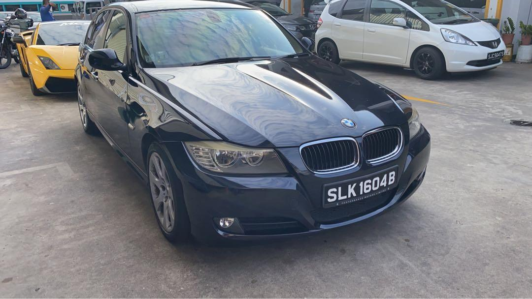 BMW 318i Sedan Auto for rent