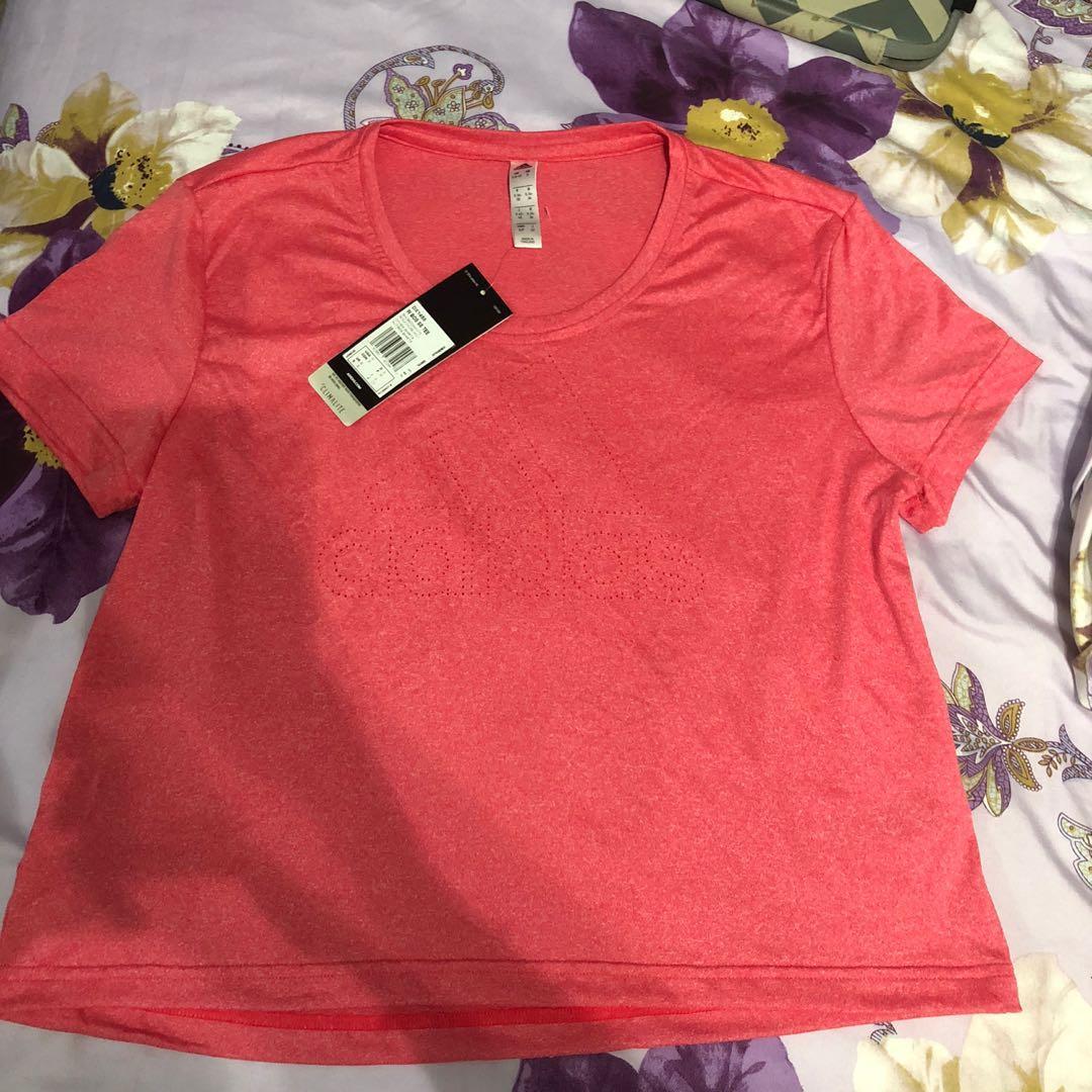 BNWT Adidas crop shirt