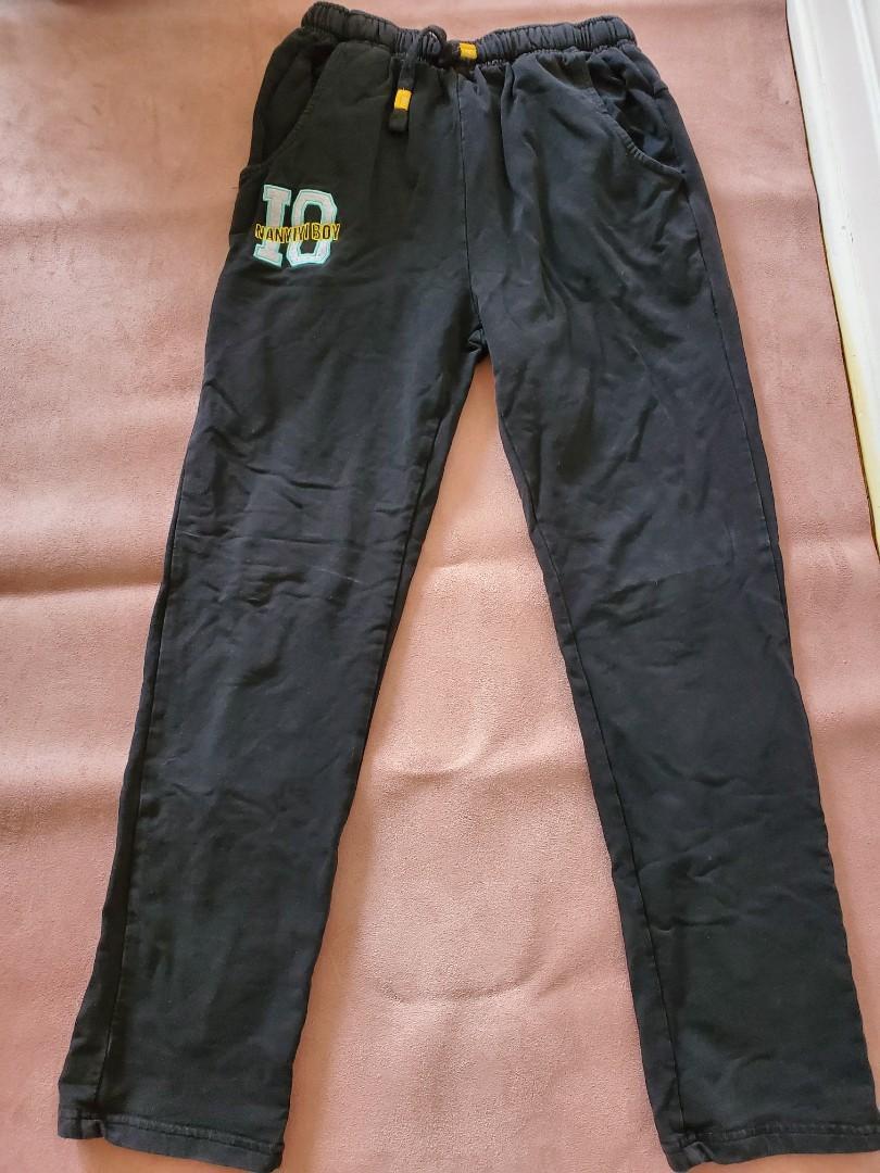 Boy's black pant