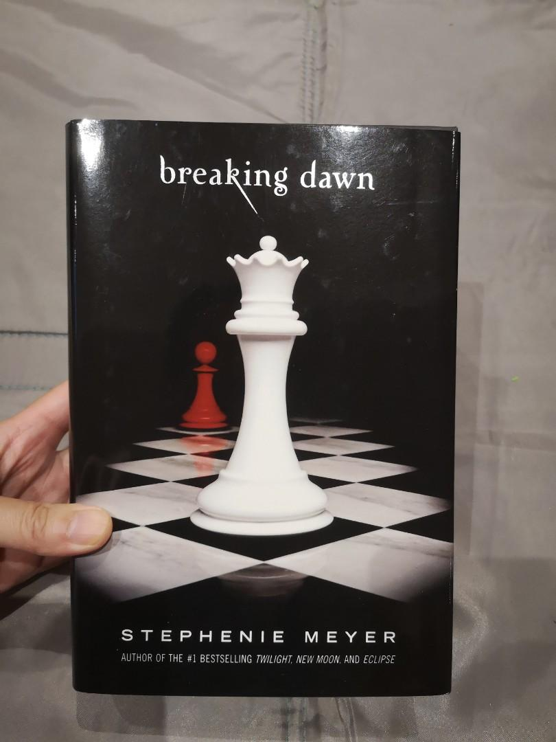 Breaking Dawn (Hardcover)- Twilight