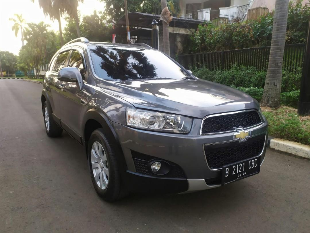 Chevrolet Captiva 2.0 Diesel VCDi 2013 AT..Good Condition