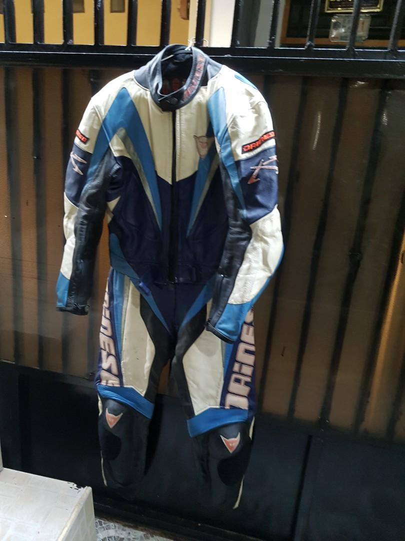Dainese leather