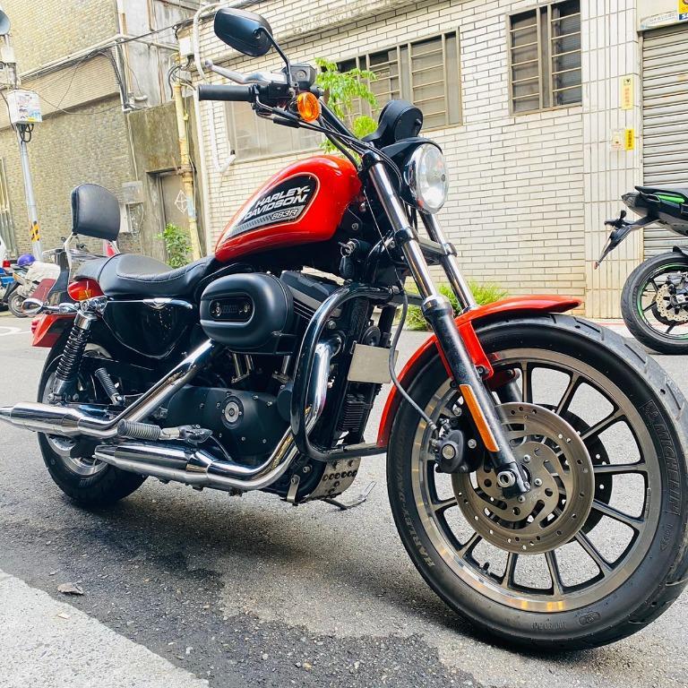 Harley Davidson 哈雷 Sportster XL883R 輕巧 TwinCam 美式 街車 V型 雙缸 小油箱 亮眼 一體式座墊 883L 883N 48 72 可車換車 分期業界最優