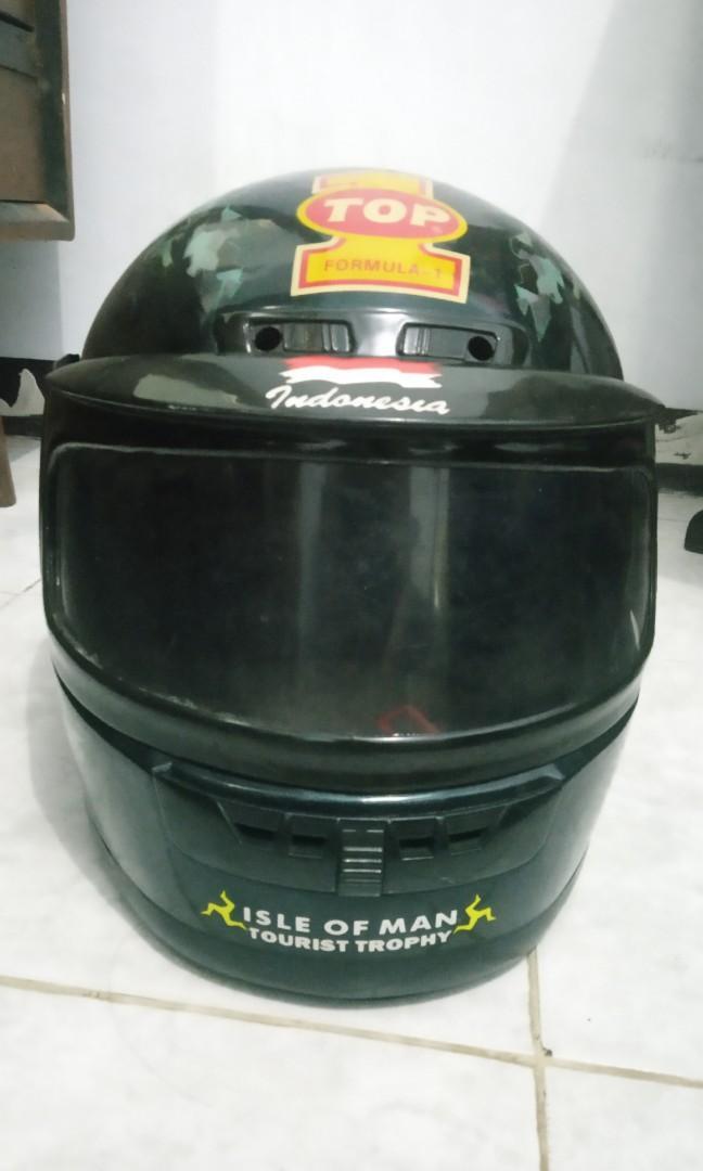Helm Jadul Top 1