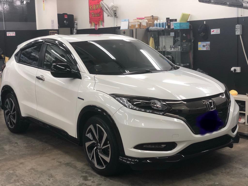 Honda Vezel Hybrid 1.5 RS (A)