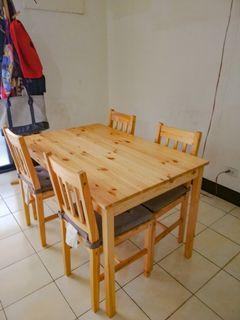 Ikea餐桌椅