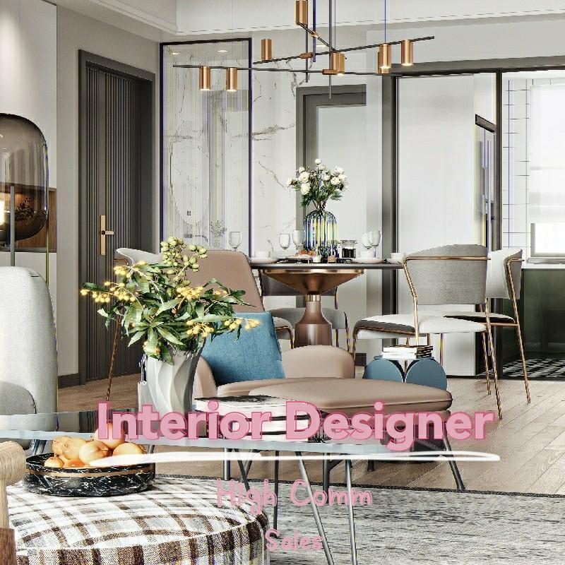 Interior Designer (Sales)