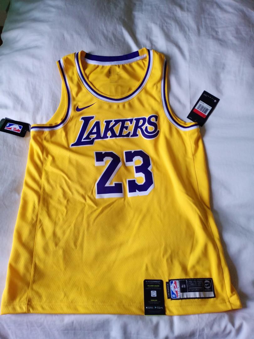Jersey Basket Lakers Lebron James