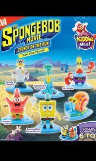 Jollibee The Spongebob movie