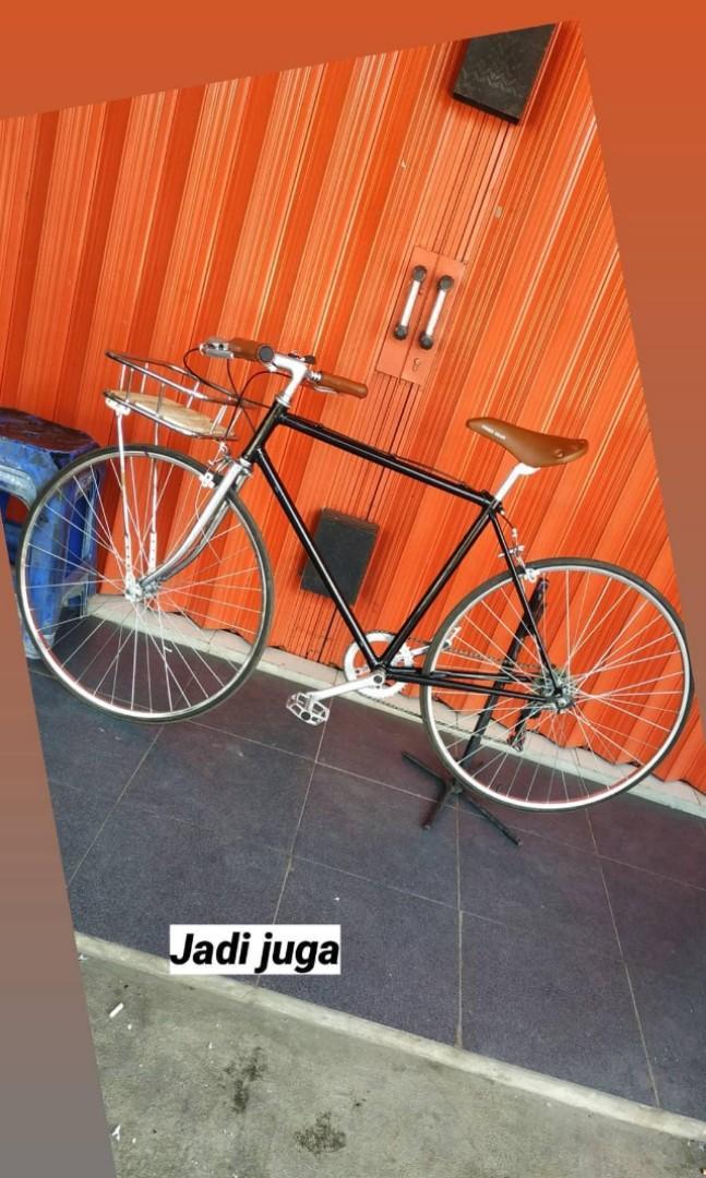 Jual tokyo bike custom! Murah aja
