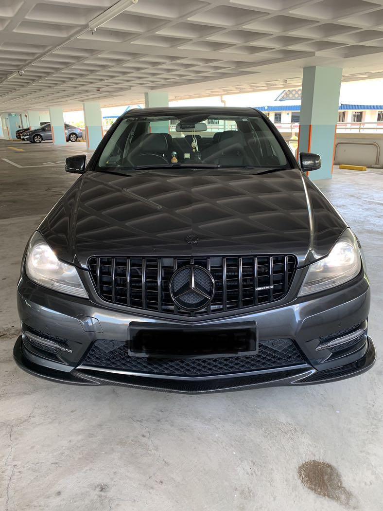 Mercedes-Benz C200 CDI Auto