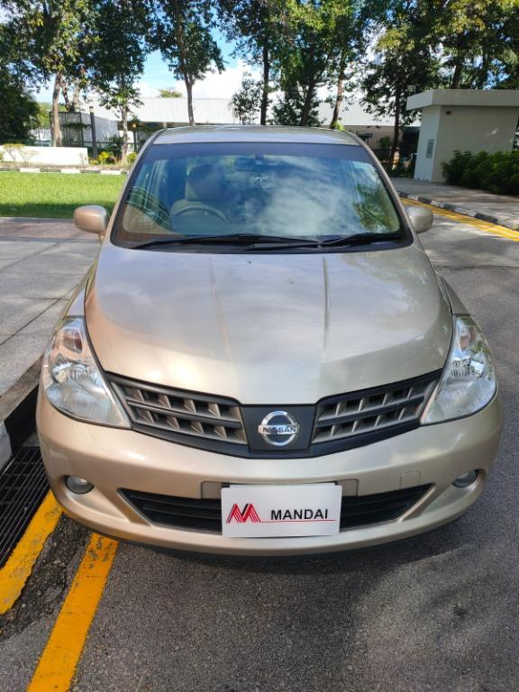 Nissan Latio 1.5 (A)