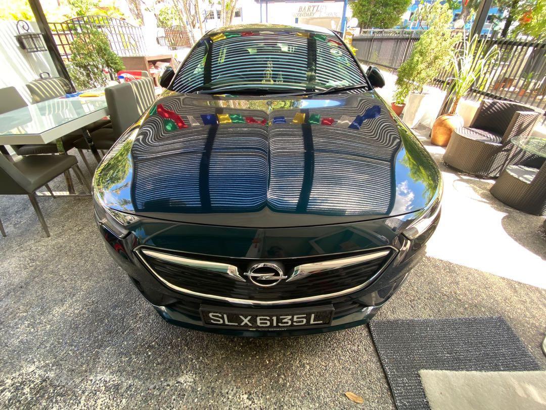 Opel Insignia 1.5 Grand Sport Turbo (A)